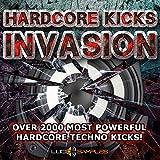 Hardcore Kicks Invasion - La meilleure collection des samples Hardcore Kicks - HARDCORE KICKS INVASION est la plus grande, la plus puissante et la plus unive... [Wavs + Sxt Patches] [Instant Download]