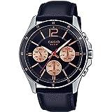 Casio Analog Black Dial Men's Watch-MTP-1374L-1A2VDF (A1746)