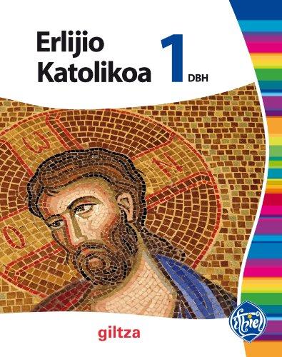 Erlijio Katolikoa 1 - 9788483781289