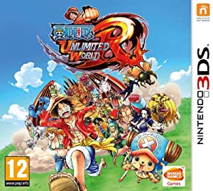 One Piece Unlimited World Red: Straw Hat Edition (Nintendo 3DS)