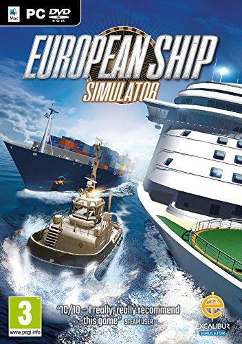 European Ship Simulation [Importación Francesa]
