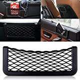 #10: Motoway-Universal Car Net Holder Phone Holder Pocket Organizer String Bag Mobile Standfor Maruti Suzuki Zen Estilo