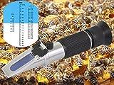 Produktvergleiche und Tests Refraktometer für Honig Test - für mehr als tollen Honig