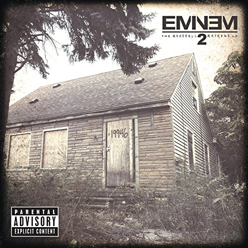 The Marshall Mathers LP 2 Eminem Cd