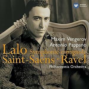 Lalo : Symphonie espagnole - Saint-Saëns : Concerto pour violon n° 3 - Ravel : Tzigane