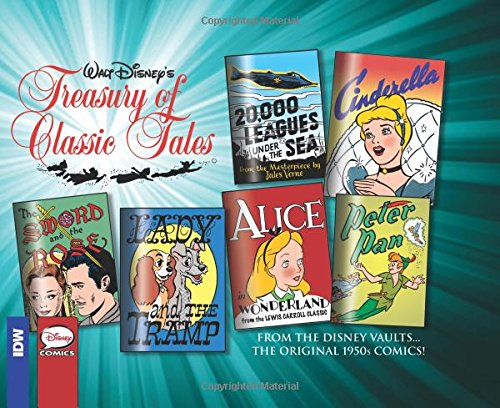 walt-disneys-treasury-of-classic-tales-volume-1-the-library-of-american-comics