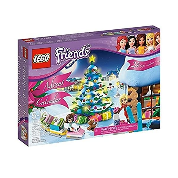 Weihnachtskalender Lego Friends.Lego Friends 3316 Adventskalender