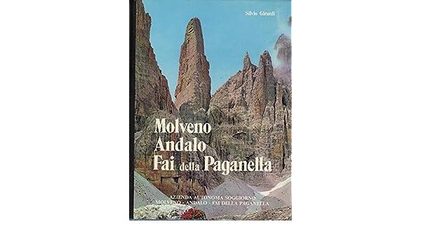 Amazon.it: MOLVENO ANDALO FAI DELLA PAGANELLA - PROFILO STORICO ...