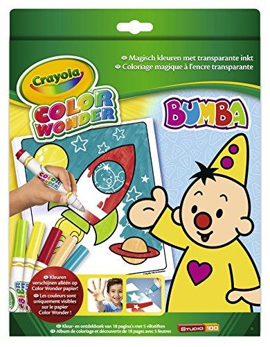 Studio 100 CC070005 Color Wonder - box set Bumba