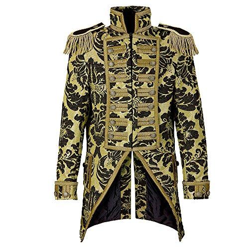 Widmann 59342 - Herren Frack Jacquard Parade kostüm, M