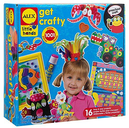 Alex Toys Early Learning Get Crafty Little Hands