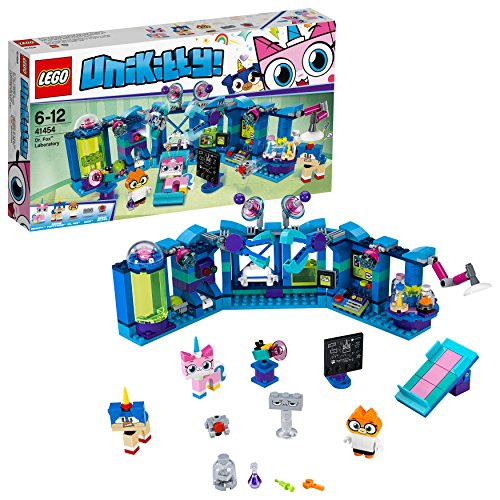 LEGO Unikitty - Laboratorio de la Dra. Fox