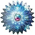 Iron Stop Windspiel Kugel-Spinner Spritzer, 25 cm von Woodstream - Du und dein Garten
