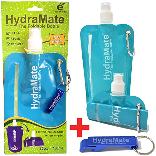 foldable-water-bottle-bpa-free-750ml-25oz-hydramate-lightweight-soft-collapsible-bottle-for-gym-outd