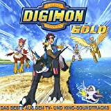 Digimon Gold-TV-Soundtrack - Verschiedene Interpreten