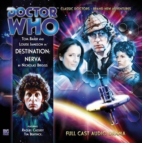 Destination: Nerva (Doctor Who: The Fourth Doctor Adventures, Band 1) (Audio-destination)