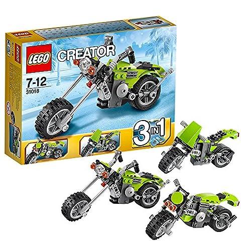 LEGO Creator - 31018 - Jeu De Construction - Le Chopper