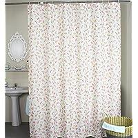 GYMNLJY Piccolo floreale impermeabile poliestere tenda della doccia bagno doccia ombra per bagno invia il gancio , 200*180