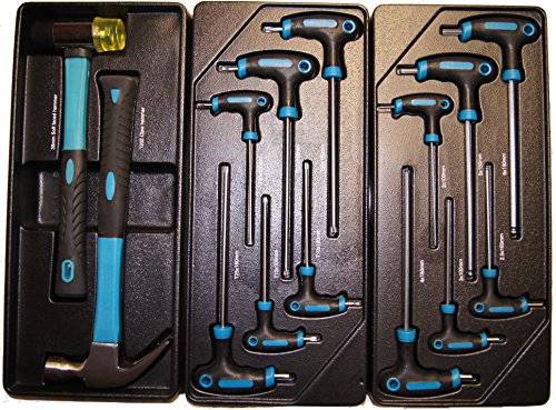 Werkstattwagen Werkzeugwagen Werkzeugkiste Werkzeugschrank XXL 7 Schubladen - 5