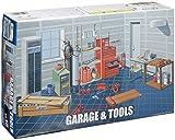 Fujimi - Garage & Tools Set,