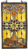 'Fine Art Beleuchtung Tiffany Fenster Panel, 15von 26, 276Glas Schnitte