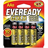 Eveready AA Batteries Per 8