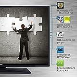 Telefunken XH28D101D 72 cm (28 Zoll) Fernseher (HD Ready, Triple Tuner, DVD-Player) für Telefunken XH28D101D 72 cm (28 Zoll) Fernseher (HD Ready, Triple Tuner, DVD-Player)