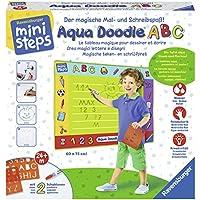Ravensburger Aqua Doodle ABC - juguetes de pintura con agua para niños (Multicolor, Niño/niña, Caja)