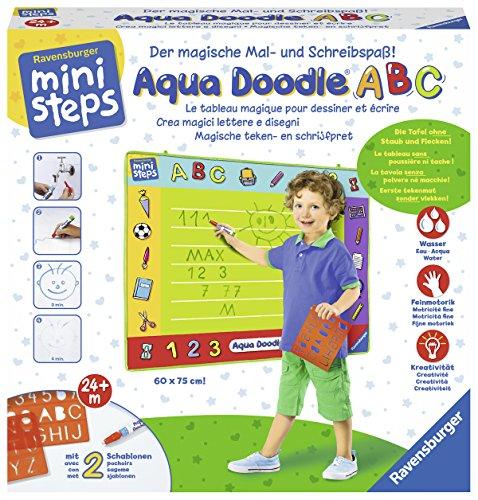 Ravensburger 04496 - ministeps Aqua Doodle ABC