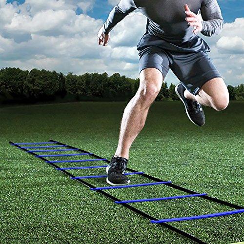 GHB-Agility-Ladder-Speed-Ladder-6M-12-Rung