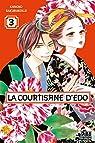 La courtisane d'Edo, tome 3 par Sakurakouji