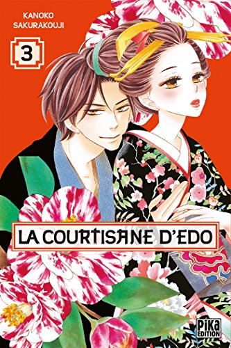 La courtisane d'edo Edition simple Tome 3
