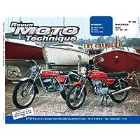 Rmt  26  honda cb125t-tii-td/bultaco sherpa 125-350