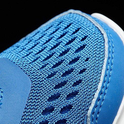 adidas Unisex Baby Hyperfast 2.0 K Laufschuhe, Rosa, 36 EU Blau