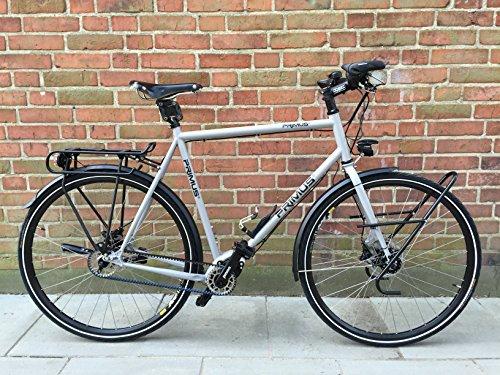 Twenty eight prismus - 71,12 cm con pignone P1,18 biciclette e Gates trazione a cinghia