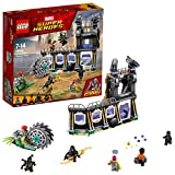 #2: LEGO 76103 Marvel Avengers Infinity War Movie: Corvus Glaive Thresher Attack
