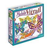 Sentosphère - 243 - Loisir Créatif - Mobile Vitrail - Papillon...