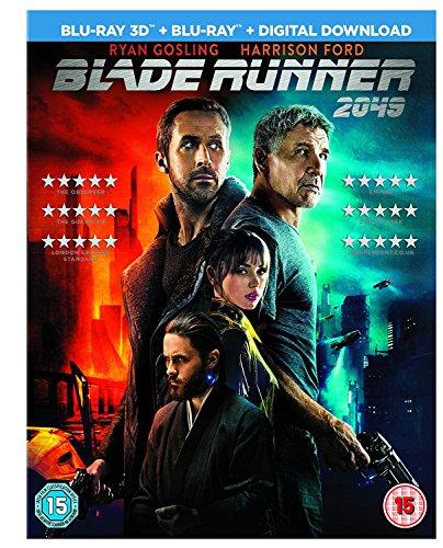 Blade Runner 2049 [Blu-ray 3D] [2017] [Region Free]