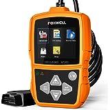 Foxwell NT201 OBD OBD2 Auto Scanner Automotive OBDII Code Reader Diagnostic-Tool for Multi Brand Cars OBD 2 Diagnosis