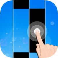 Magic Piano Tiles: White Tiles