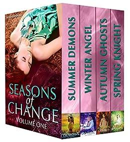 Seasons of Change Box Set, Books 1-4 & Bonus Stories: Young Adult Romance Novellas (English Edition) di [Hoddell, Mia]