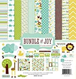 Echo Park Papier Papier Echo Park Collection Kit de 30,5cm x 30,5cm, Bundle de Joy Boy