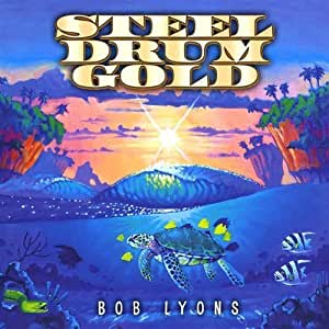Steel Drum Gold [Import USA]