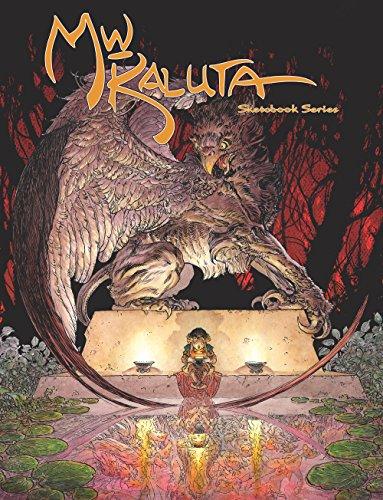 Michael WM. Kaluta: Sketchbook Series Volume 5