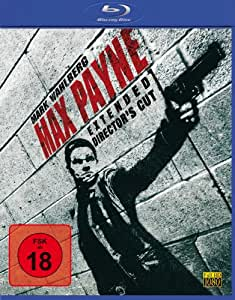 Max Payne [Blu-ray] [Director's Cut]
