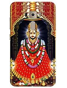 Omnam Lord Khatushyam Printed Designer Back Cover Case For Asus Zenfone 3 ZE552KL
