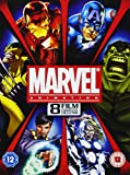 Marvel Complete Animation Collection [Edizione: Regno Unito] [Edizione: Regno Unito]
