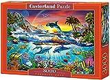 """Castorland """"Paradise Cove"""" Jigsaw Puzzle (3000-Piece, Multi-Colour)"""