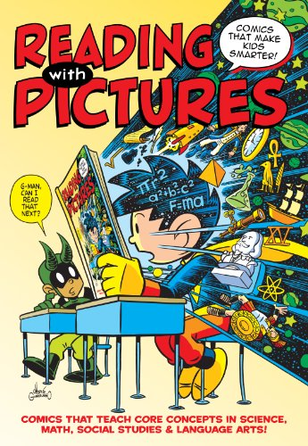 Reading With Pictures: Comics That Make Kids Smarter (English ...