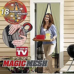 Magnetic screen door screens curtain Magic Anti Mosquito Bug Insect Fly Home Screen Hot Net
